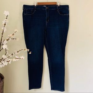 Old Navy Jeans - Old Navy Pop Icon Skinny Jeans Size 20